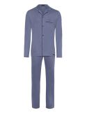 HANRO Narius Long Sleeve Button Front Pajama