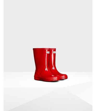 original kids first classic gloss wellington boots