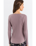 HANRO Ami Long Sleeve Shirt