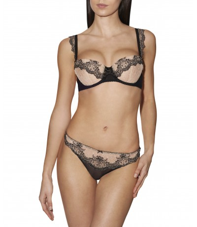 Aubade Passion Nocturne Half Cup Bra