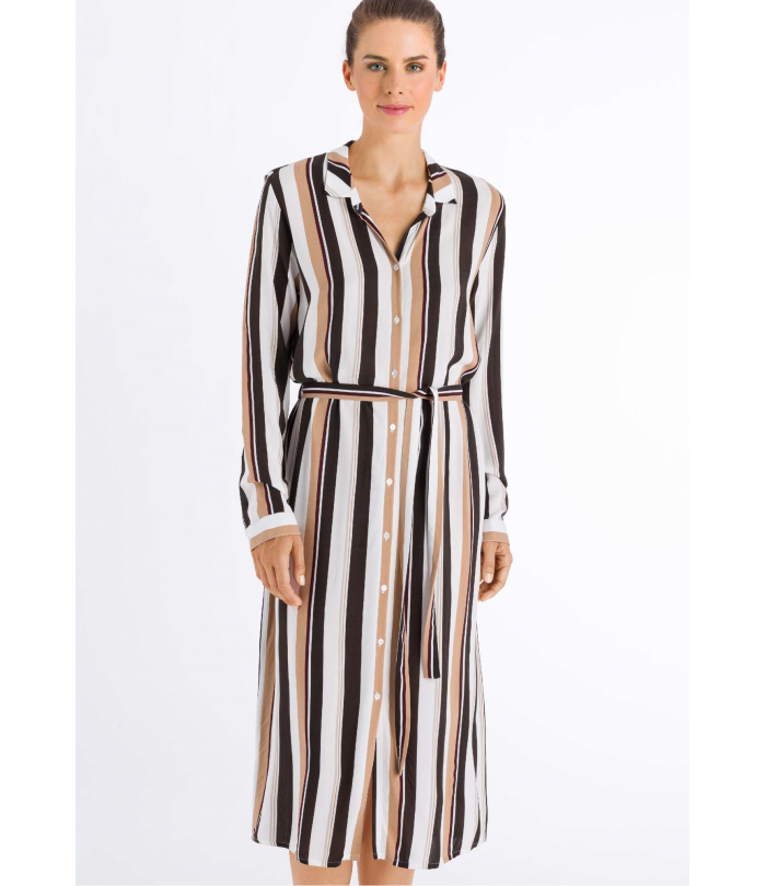 HANRO Favourites Long Sleeve Dress