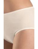 Cotton Seamless Maxi Slip