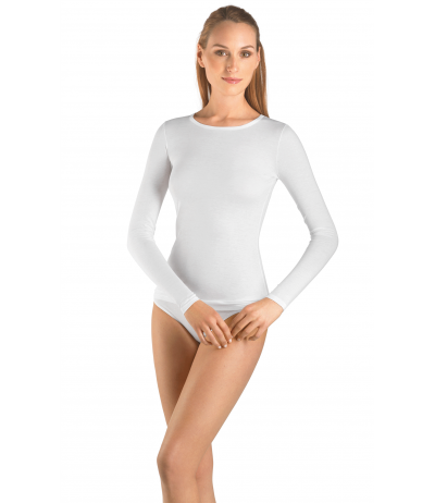 HANRO Ultralight Long Sleeve Top