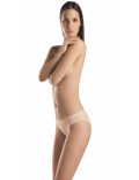 HANRO Perfectly Nude Cotton Vel Hi-cut Brief
