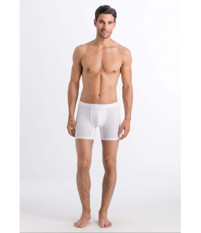 HANRO Cotton Essentials Longleg Boxer Brief