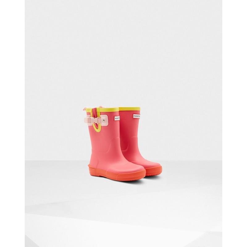 Hunter Original Kids Davison Rain Boots
