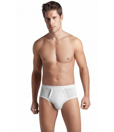 HANRO Cotton Pure Brief With Fly