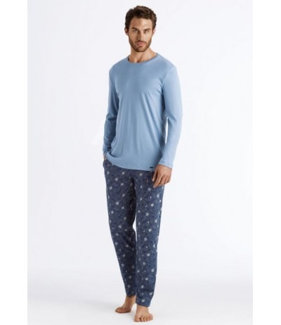 HANRO Night & Day Long Sleeve Pajama