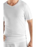 Sea Island Cotton V-Shirt
