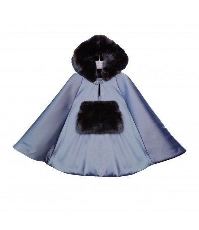 La Stupenderia Hooded Cape