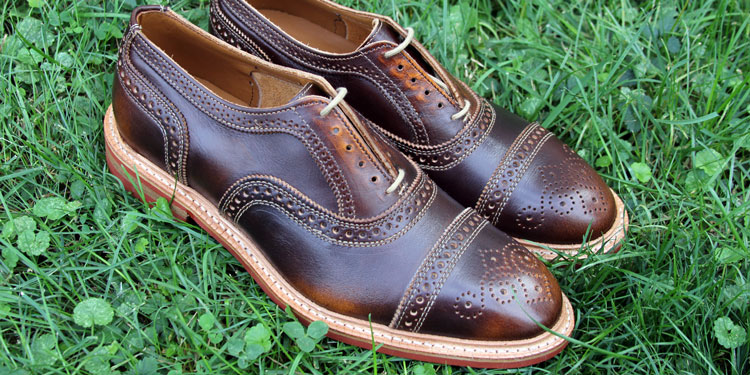 Brogue Shoes – Allen Edmonds Strandmok
