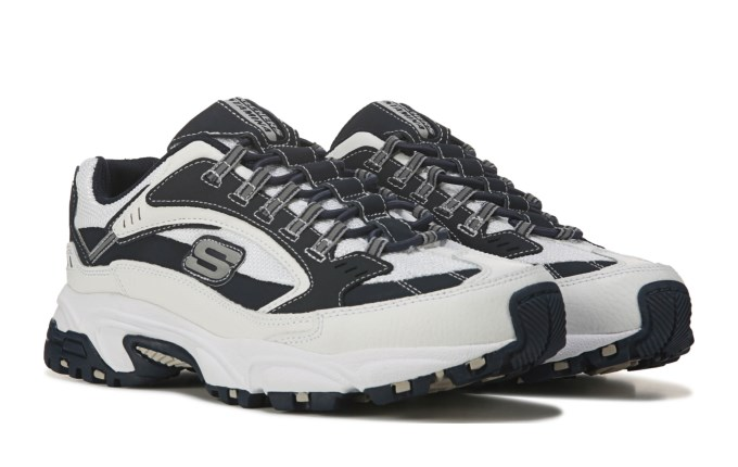 Wide Sneaker From Skechers for long distance walks