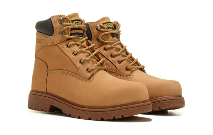 Wolverine Wide Work Boot